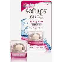Softlips Cube 5 in 1 Lip Care - Pomegranate Blueberry 6.5g
