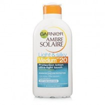 Garnier Ambre Solaire SPF 20 Light and Silky Protection Lotion 200 ml