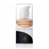Max Factor Colour Adapt Foundation, Oil Free, 075 Golden