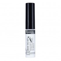 Rimmel London Brow This Way Gel With Argan Oil, Clear, 5 ml