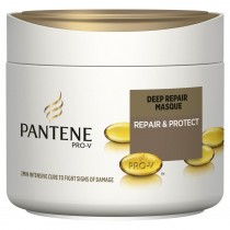 Pantene 2 Min Deep Repair Mask Repair and Protect for Dry Damaged Hair - 300 ml