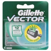 Nuttakang Gillette Vector blades 2 packs