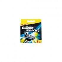 Gillette Mach3 Razor Blades - 8 Pack
