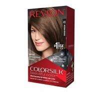 Revlon Colorsilk Haircolor #41 Medium Brown 4N