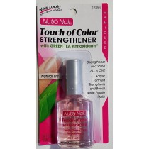 Nutranail Touch Of Color Natural Strengthener 15 ml - With Green Tea
