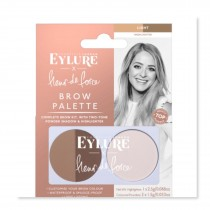Eylure Fleur de Force Brow Palette - Light