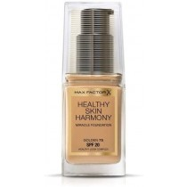Max Factor Healthy Skin Harmony Foundation, SPF 20, 75 Golden, 30 ml