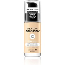 Revlon Colorstay Foundation for Normal/Dry Skin with Hyaluronic Acid, SPF 20, Buff