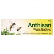 Anthisan Bite & Sting Cream 20G by HealthLand
