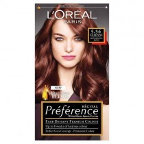 L'Oreal Paris Preference 5.56 Cayenne Mahogany Brown
