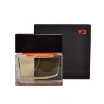 Yohji Yamamoto - Y-3 Black 75ml EDT Spray For Men