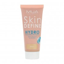 MUA Skin Define Hydro Foundation, 35 ml, Beige