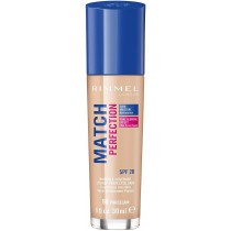 Rimmel London Match Perfection Foundation SPF20 - 90 Porcelain