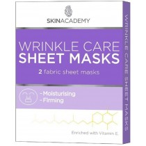 Pretty Anti Aging Wrinkle Care Face Sheet Mask - Pack of 2