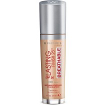 Rimmel London Lasting Finish Breathable Foundation, Spf 20, 300 Sand
