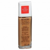 Revlon Nearly Naked Foundation SPF20 - 220 Natural Tan 30ml