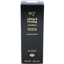 No.7 Lifting & Firming Foundation SPF 15 Walnut 45