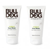 Bulldog Original Face Wash 150ml (2 Pack)
