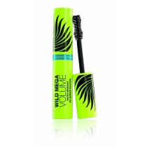 Max Factor Wild Mega Volume Mascara Waterproof - Black