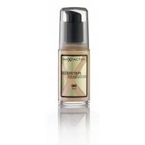 MaxFactor Second Skin Foundation 60 Sand 30 ml [Personal Care]