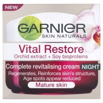 Garnier Vital Restore Night Cream 50ml