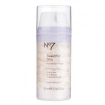 No7 Beautiful Skin Hydration Mask for Dry / Very Dry Skin 100ml