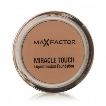 MAX FACTOR MIRACLE TOUCH Liquid Illusion Foundation 11.5g ROSE BEIGE 65 [Misc.]