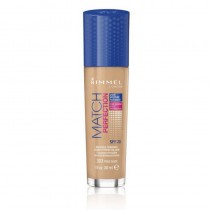 Rimmel London Match Perfection Foundation, 303 True Nude, 30 ml