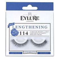 Eylure Pre Glued Strip Lashes Lengthening - Number 114