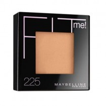 Maybelline fit me face powder - 225 medium buff