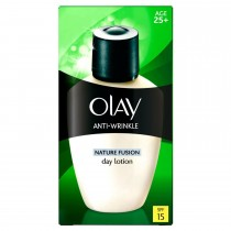 Olay SPF 15 Anti-Wrinkle Nature Fusion Moisturiser Day Fluid [Personal Care]