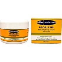 Pharmaderma - Psoriasis Soothing Body Cream - 175ml