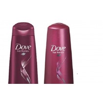 Dove Hair Therapy Pro Age Shampoo (400ml) and Conditioner (350ml) - Larger Size
