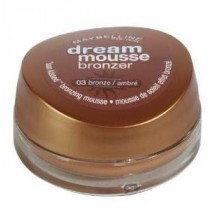 Maybelline Dream Mousse Bronzer 03 Bronze 18ml