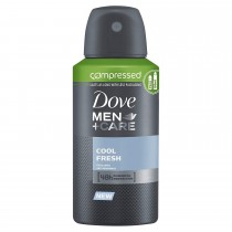 Dove Men Cool Fresh Compressed Anti-Perspirant Deodorant 75 ml - Pack of 6