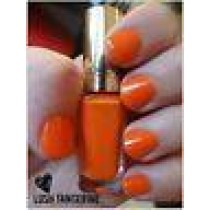 l'oreal color riche nail polish - 303 lush tangerine