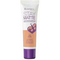 Rimmel Stay Matte Foundation No. 300 Sand